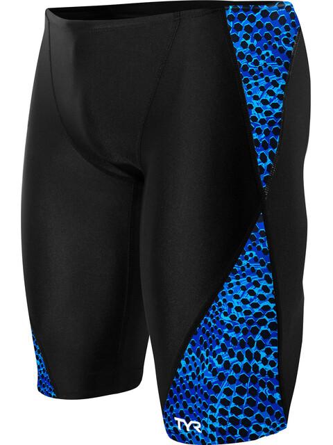 TYR Swarm Blade Costume a pantaloncino Uomo blu/nero